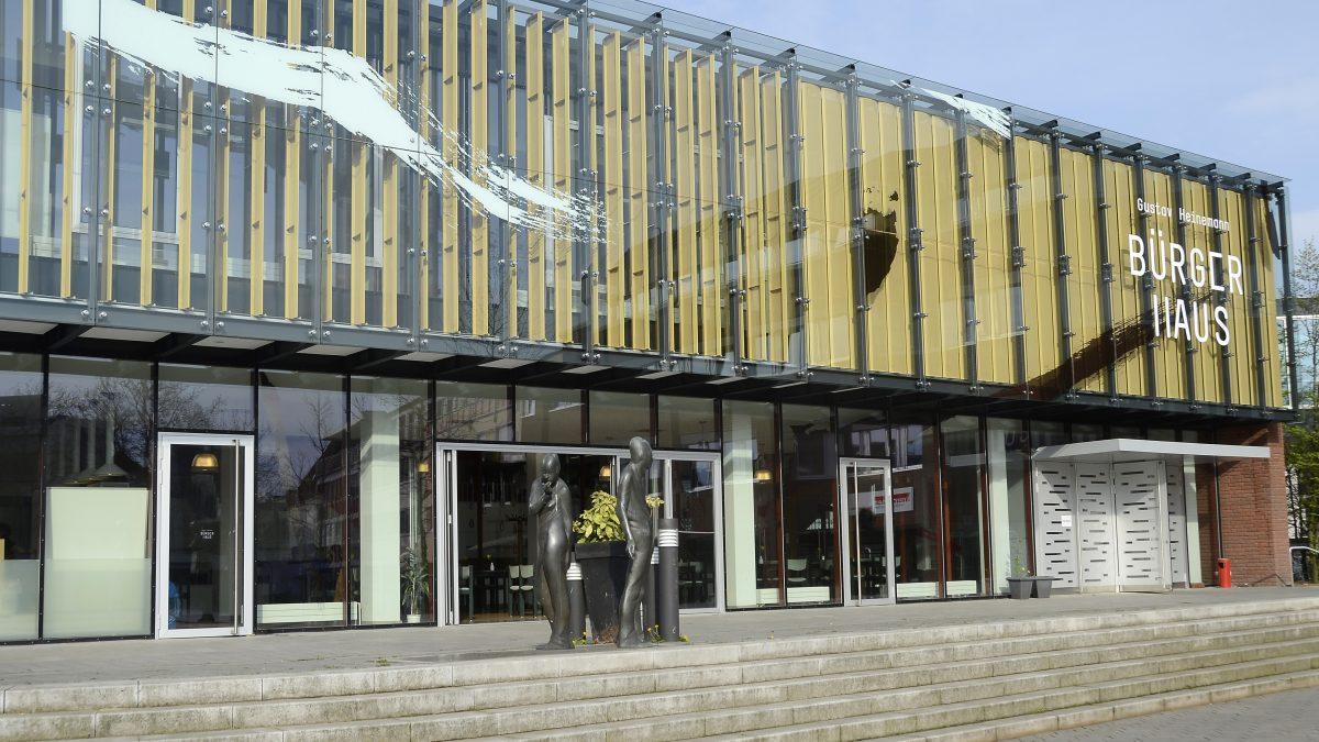 Das Gustav-Heinemann-Bürgerhaus
