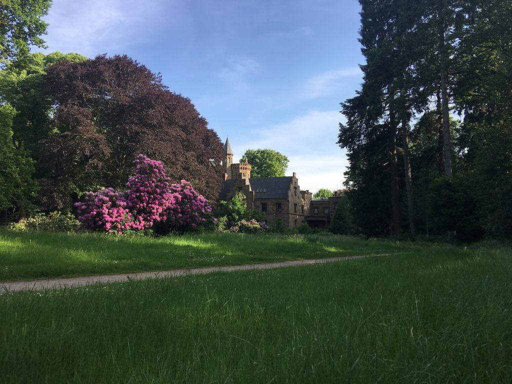 Schloss im Park
