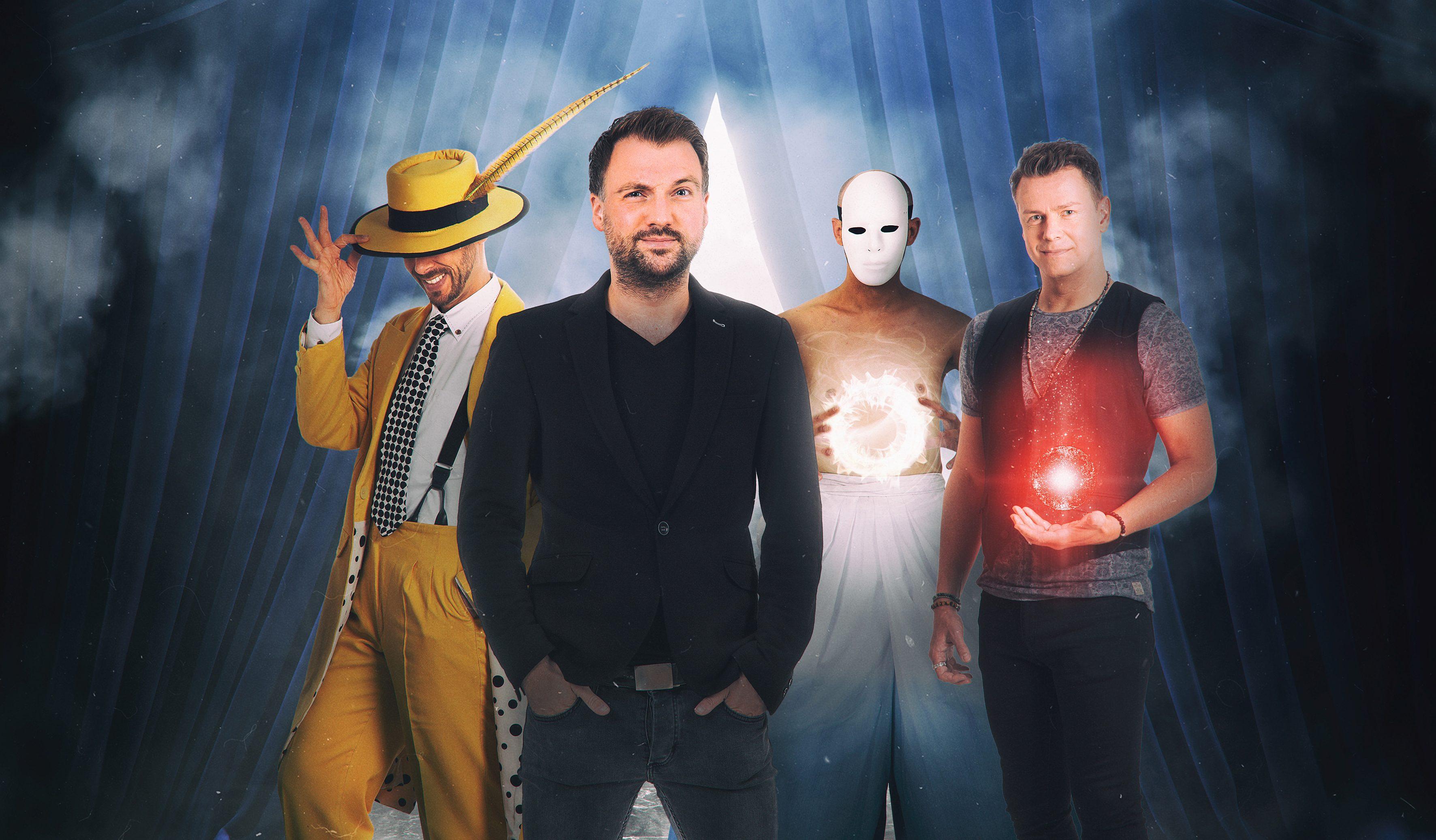 Magier-Show – Die Magier 2.0