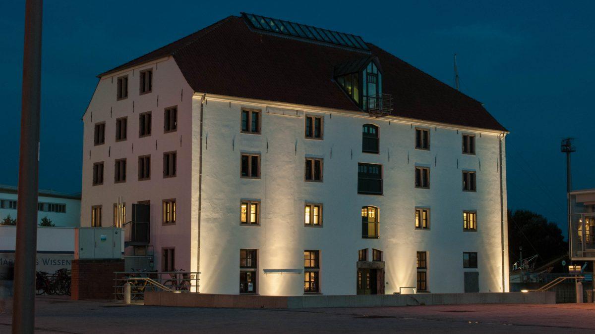 Vegesacker Geschichtenhaus, Hafenkneipe