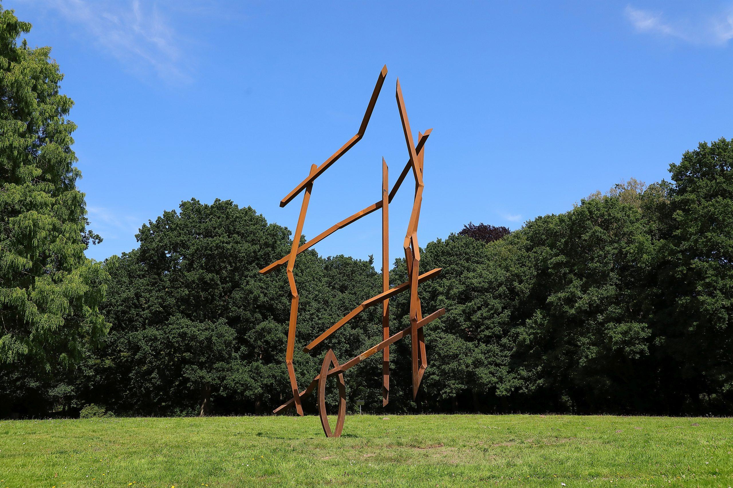 Robert Schad - Skulpturen in Knoops Park