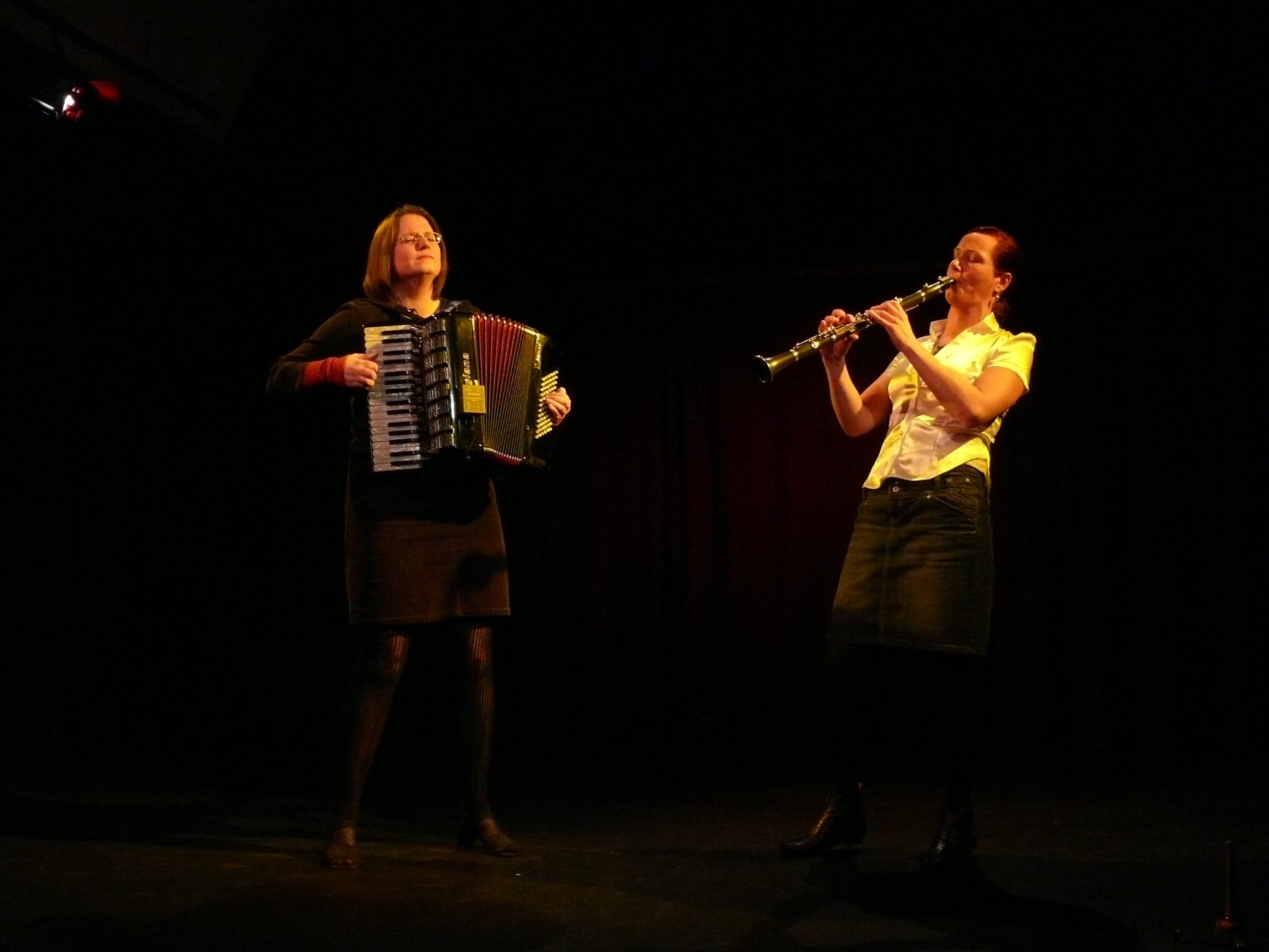 Duo TASKIM - Eine musikalische Entdeckungsreise