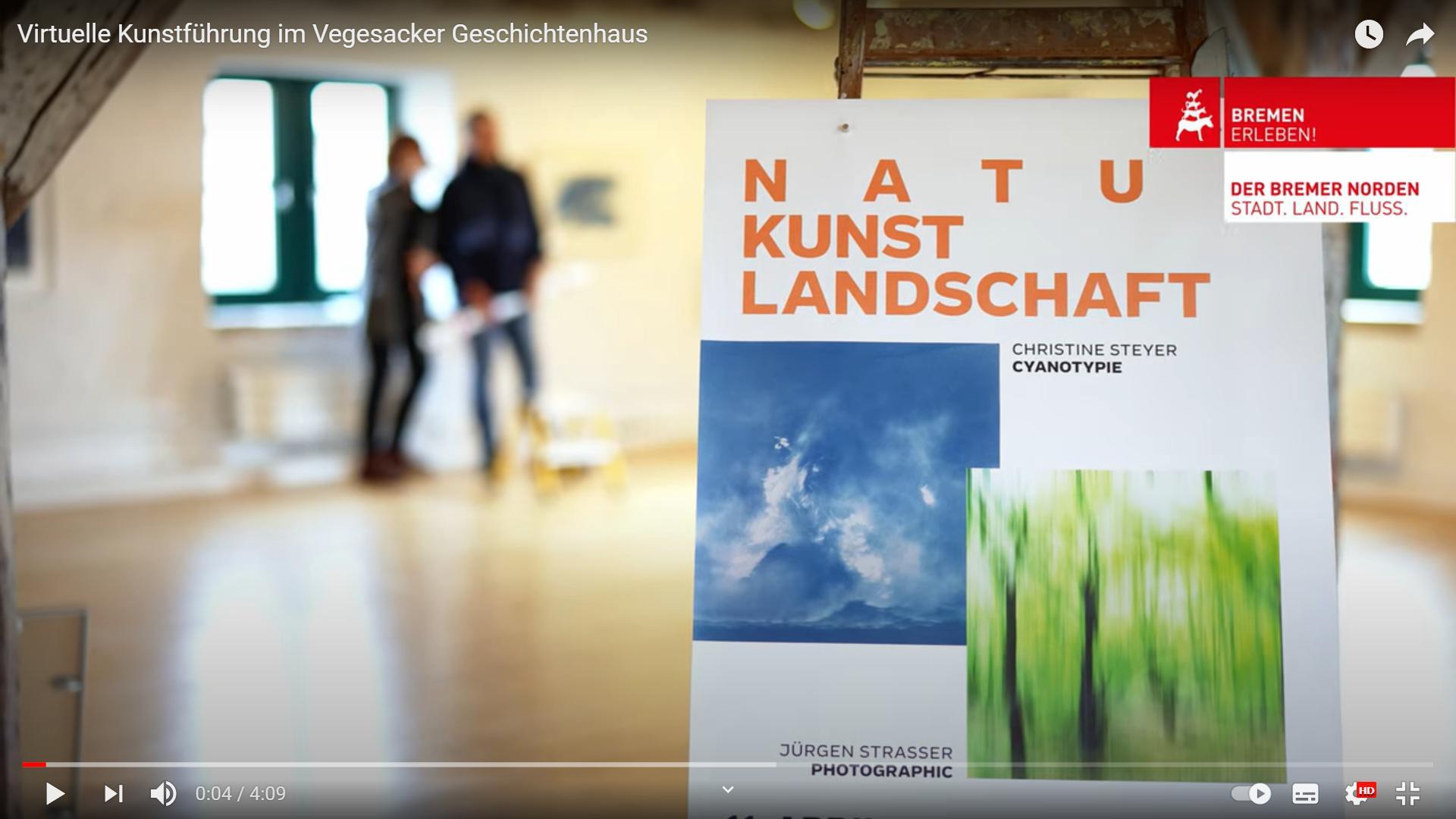 Ausstellung Vegesacker Geschichtenhaus