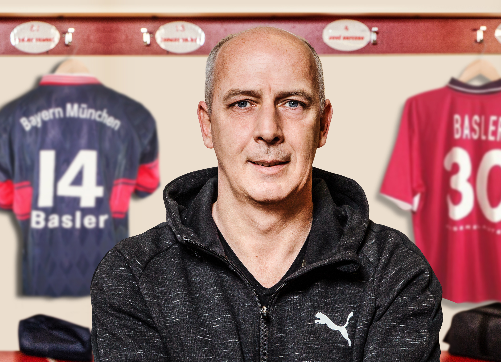 Mario Basler: «Basler Ballert 2:0»