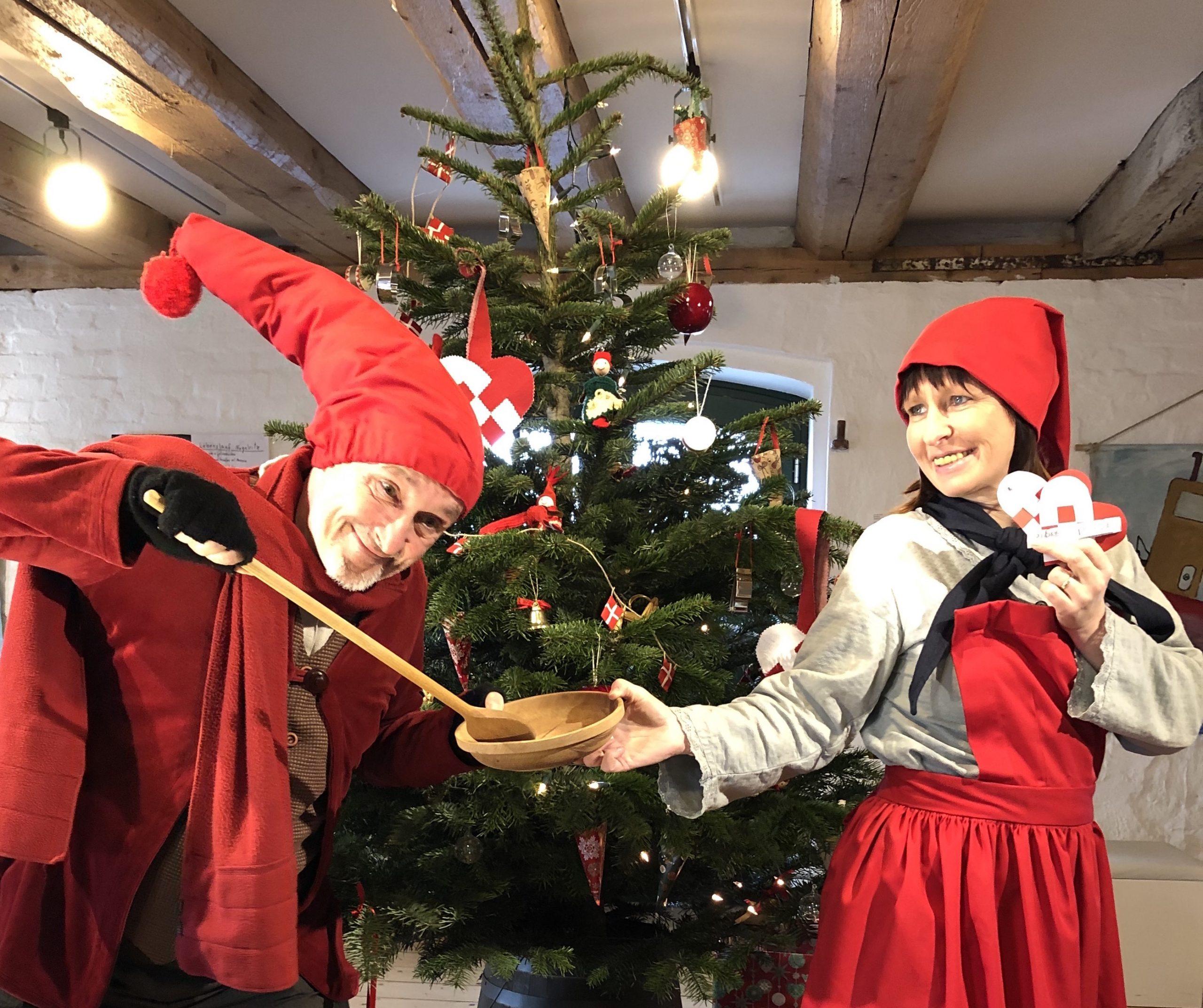 Weihnachtszeit im Vegesacker Geschichtenhaus