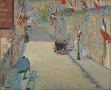 """Lichtbildervortrag -  """"Manet und das moderne Paris"""""""